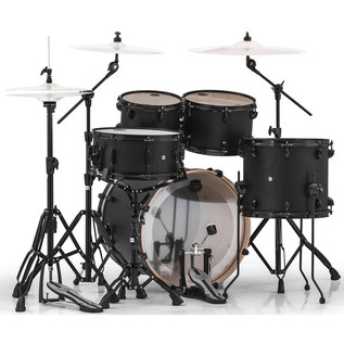 Mapex Mars 504 Fusion 20in Shell Pack, Nightwood