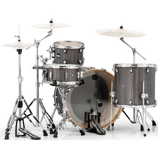 Mapex Mars 446 Rock 24in Shell Pack, Smokewood