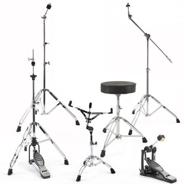 Complete Drum Hardware Pack