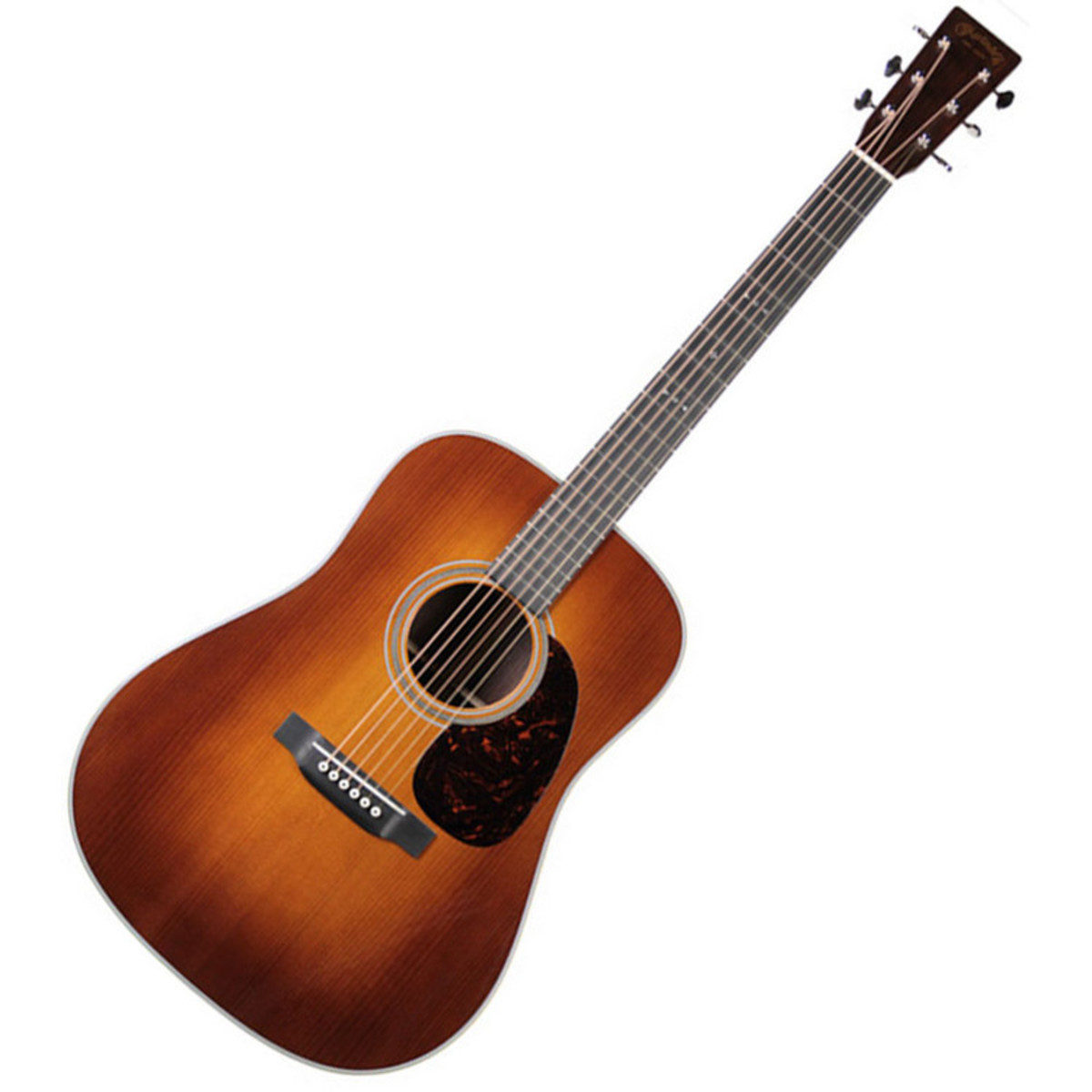 martin d 28 dreadnought acoustic guitar ambertone at. Black Bedroom Furniture Sets. Home Design Ideas