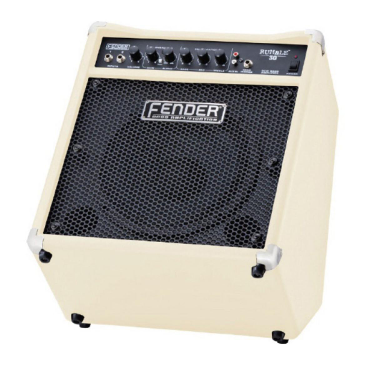 fender rumble 30 combo bass amp limited edition fsr blonde at. Black Bedroom Furniture Sets. Home Design Ideas
