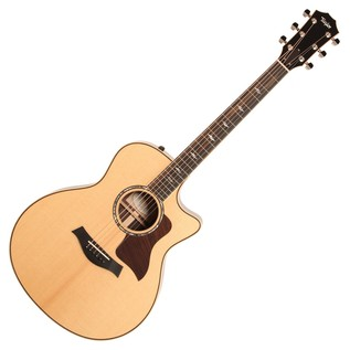 Taylor 816ce Electro Acoustic Guitar, Natural (2014)