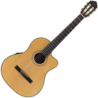 Alvarez RC26HCE Classical Electro-Acoustic Guitar, Natural