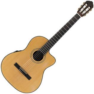 Alvarez RC26HCE Classical Electro-Acoustic Guitar, Natural