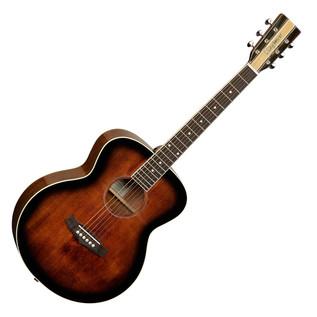 tanglewood tnm av nashville mini acoustic guitar antique violin at. Black Bedroom Furniture Sets. Home Design Ideas