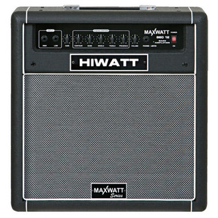 Hiwatt Maxwatt Series 60w Bass Amplifier With 1x12'' Fane Speaker