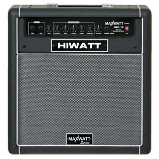 Hiwatt Maxwatt Series 60w Bass Amplifier With 1x12'' Fane Speaker