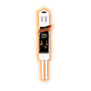 Firestix Light-Up Drum Sticks, Orange