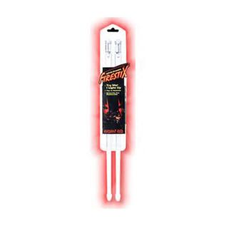 Firestix Light-Up Drum Sticks, Red