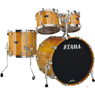 Tama Starclassic Performer B/B 22'' 4Pc Shell Pack, Honey Amber Gold