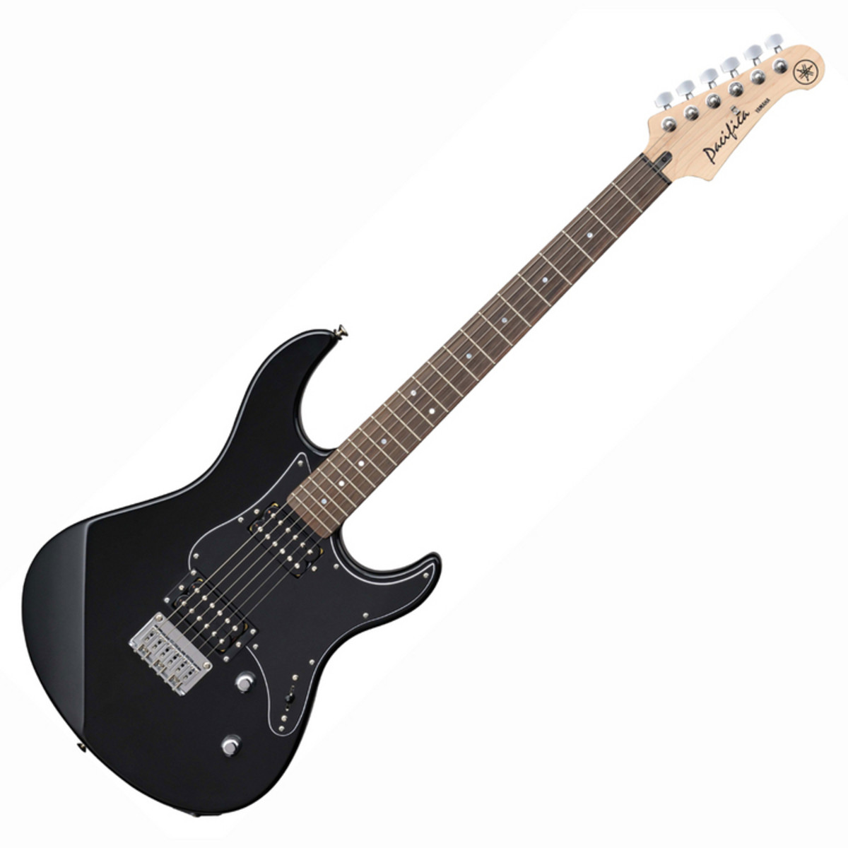 Yamaha pacifica 120h electric guitar black at for Yamaha pacifica 120s