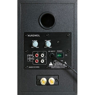 Kurzweil KS40A Compact Active Monitors