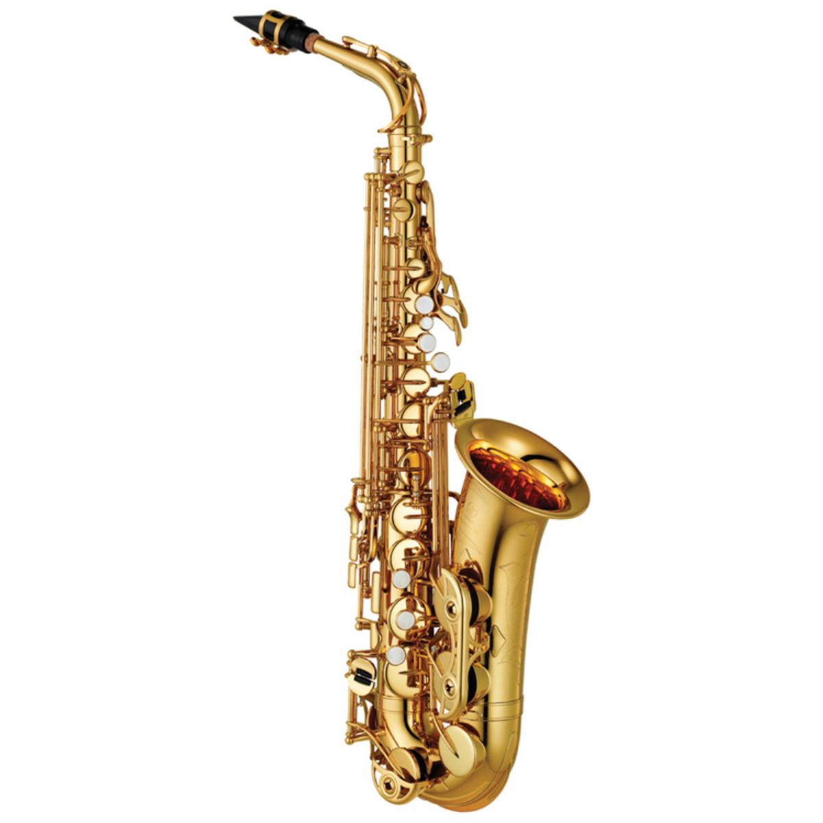 Yamaha Intermediate Alto Sax