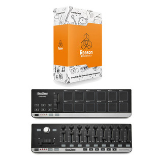 Propellerhead Reason Essentials 2 Laptop Producer Bundle