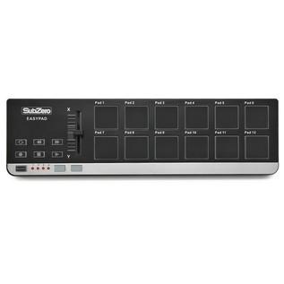 SubZero EASYPAD Mini MIDI Pad Controller