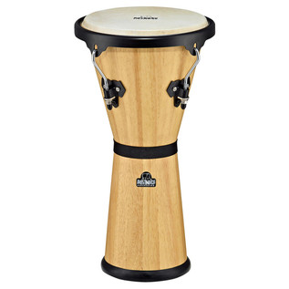 Meinl NINO48NT Wood Djembe, Natural