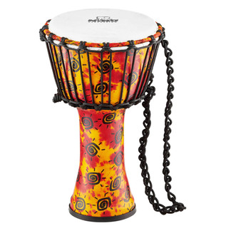 Meinl NINO-PDJ1-S-F Rope Tuned Synthetic Djembe, Small