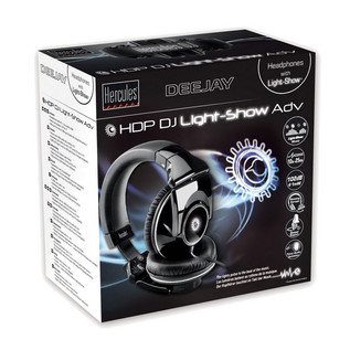 Hercules HDP DJ Light-Show Advanced