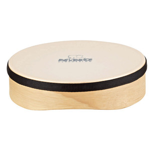 Meinl NINO43 Percussion 8 inch Wood Hand Drum
