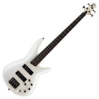 Ibanez SR300 Bass Guitar, Pearl White