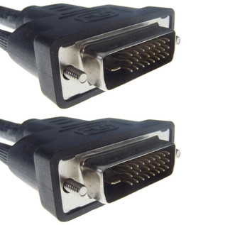 DVI to DVI 2m Cable (DVI-D)