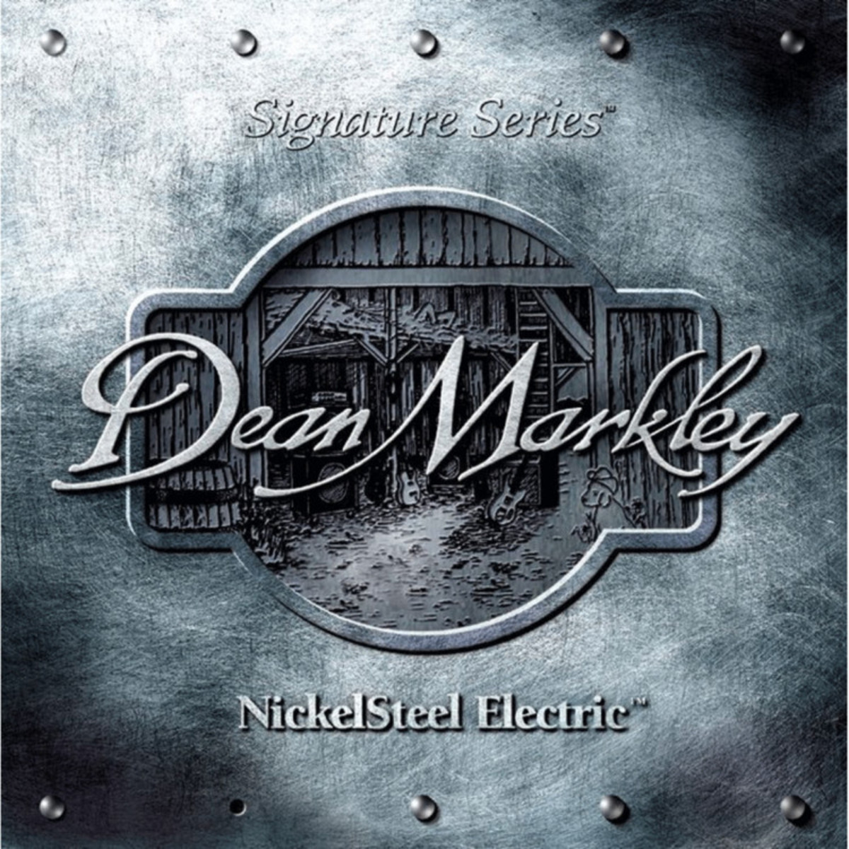 Image of Dean Markley 7-String Electric Signature Guitar Strings 10-56