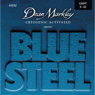 Dean Markley Light Blue SteelElectric Guitar Strings, 9-42