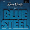 Dean Markley L-Top/Heavy Bottom blau Stahl elektrische Streicher, 10-52