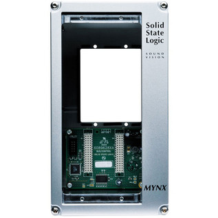SSL XLogic Mynx Two-Module Desktop Chassis for XRack Modules