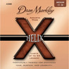 Cordes pour guitare acoustique Dean Markley Medium Helix Phosphor, 13-56