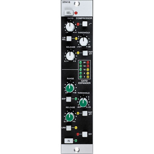SSL XRack E Series Dynamics Module XR418