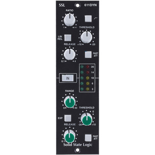 SSL XR611DYN 500 Series Dynamics Module
