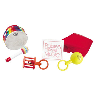 Remo Babies Make Music Kit (Infants - 2 Years)