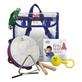 Remo Kids Make Music Kit, With DVD (2 - 5 years)