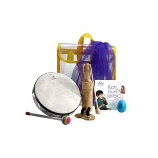 Remo Kids Make Music Too Kit (3 - 8 Years)
