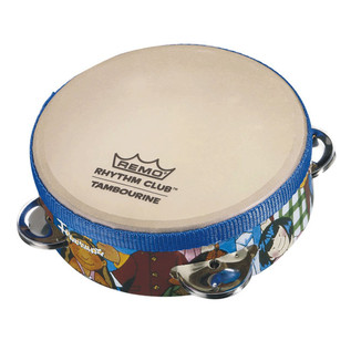Remo Rhythm Club Tembourine