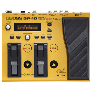 Boss GP-10 Guitar Processor