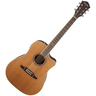 Fender F-1030SCE Dreadnought Cutaway Acoustic Guitar, Natural