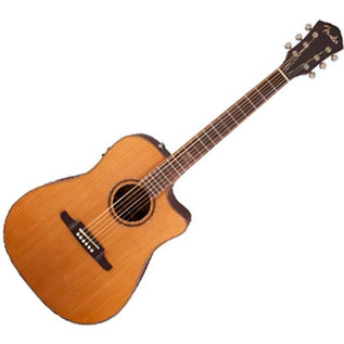 Fender F-1020CE Dreadnought Cutaway Electro-Acoustic Guitar, Natural