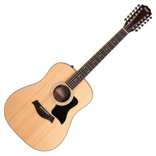 Taylor 150e 12 String Dreadnought Electro Acoustic Guitar, Natural