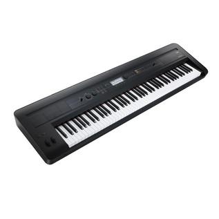 Korg KROSS 88-Key Music Workstation, All Black Finish