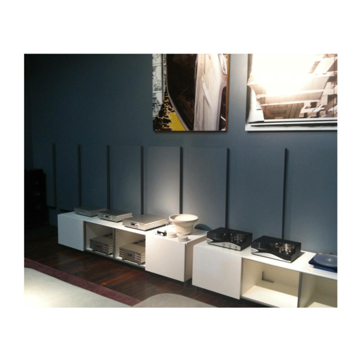 Primacoustic paintables 24x48 pollici pannello acustico pitturabile bordo quadrato a - Mobili studio registrazione ...