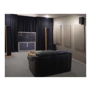 Primacoustic Paintables 24x48'' Paintable Acoustic Panel, Bevel Edge
