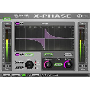SSL Duende X-Phase Plug-in