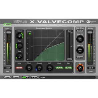 SSL Duende X-ValveComp Plug-in