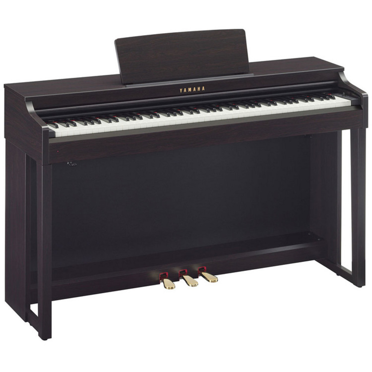 Yamaha clavinova clp525 digital piano rosewood at for Yamaha piano com