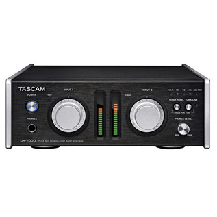 Tascam UH-7000 Interface and Preamp