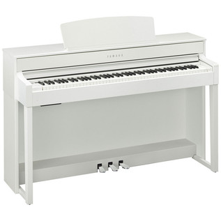 Yamaha Clavinova CLP545 White