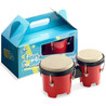 Stagg Kiddy Soundz Mini Bongos Para Niños