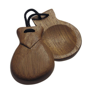Stagg Rosewood Castanets (Pair)